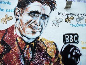 George Orwell, el maestro