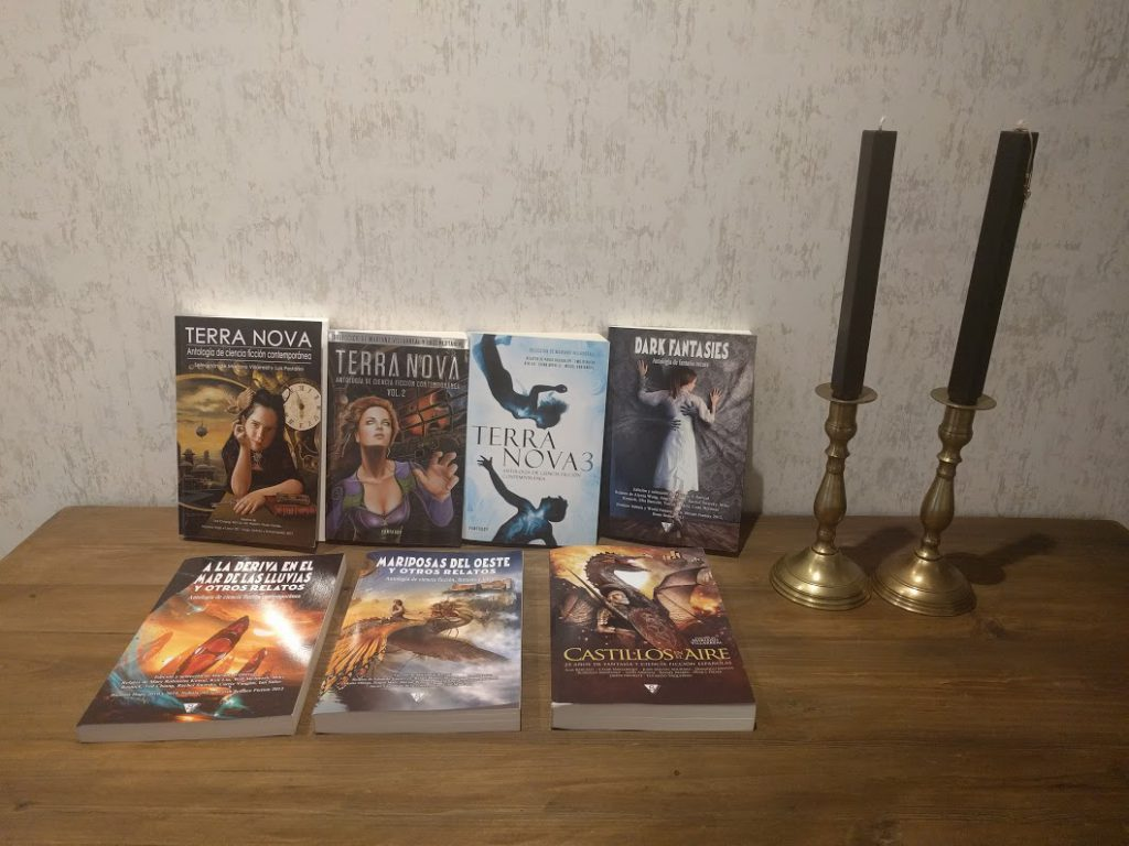 Antologías de Mariano Villarreal