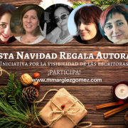 Esta Navidad Regala Autoras