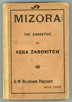 """Mary E. Bradley, writing as """"Princess Vera Zarovitch."""""""