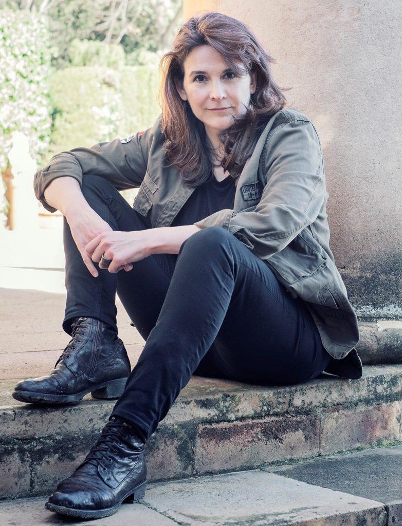 Susana Vallejo.