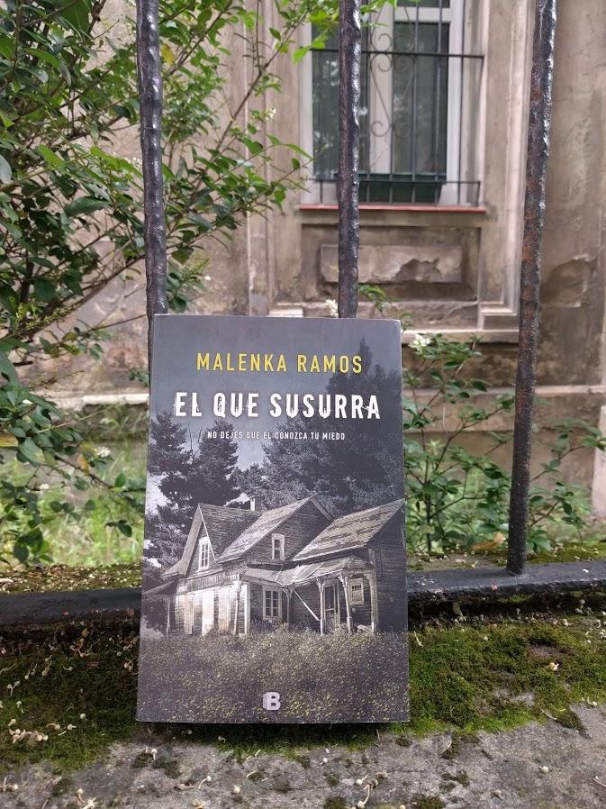 La novela dentro de la historia.