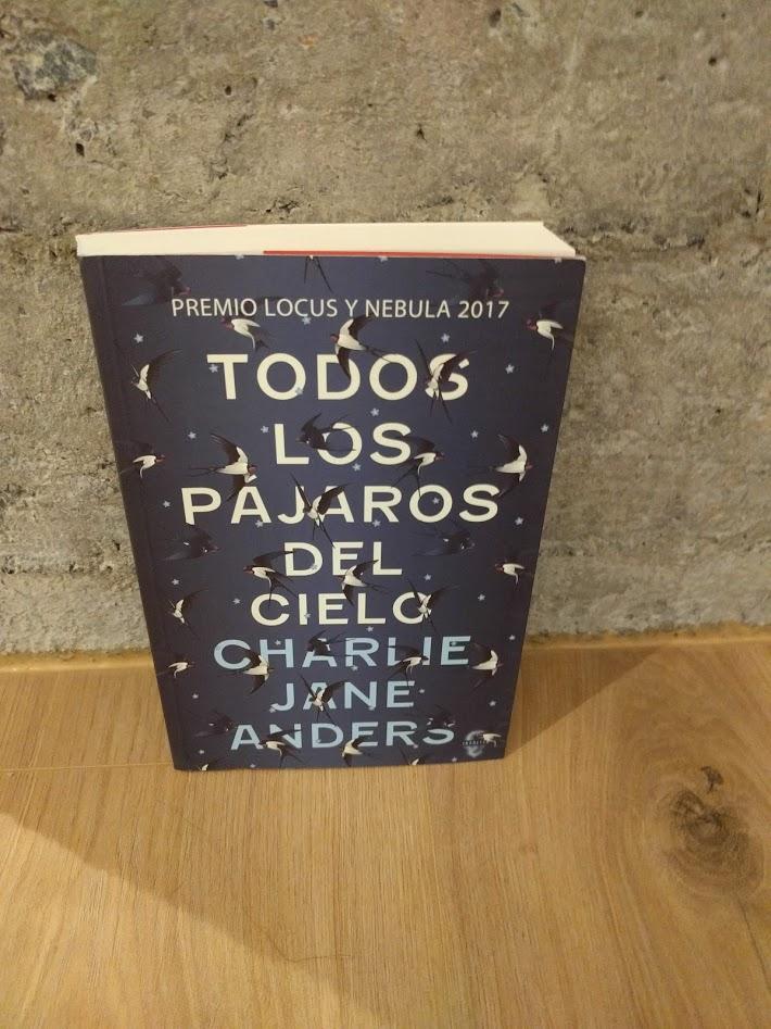 """Edición de Insólita de """"Todos los pájaros del cielo"""""""