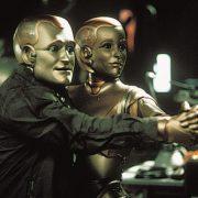 ¿Será por eso que para sentirnos cómodos se representa a las IA's con forma de hombre y de mujer? No vaya a ser que veamos a dos androides o dos ginoides bailando juntos.