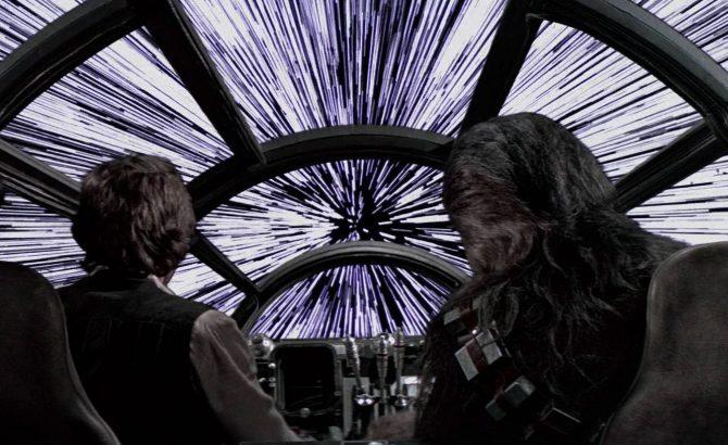 Salatndo al Hiperespacio en Star Wars