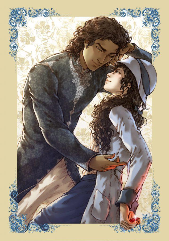 El príncipe de los prodigios vuelve a contar con las ilustraciones de Lehanan Aida.