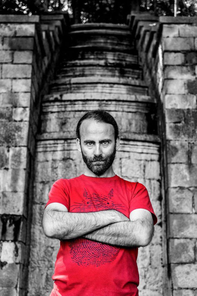 Juan Cuadra (Foto de Meet Mr Campbell)