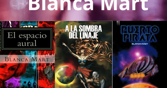 Libros de Blanca Mart